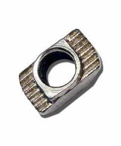 Tuerca T martillo V-Slot C-Beam o T-Slot serie 20, Drop In Tee nuts, Natytec.