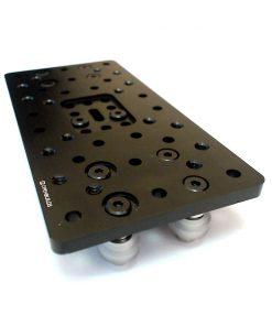 Placa pórtico guía lineal C-Beam CI-Beam / C-Beam Gantry Plate