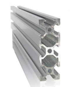 Proveedor de Perfil de Aluminio 20x40 para Impresora 3D, Molino y router CNC México, Cortadora y marcadora láser, Robots y automatización.
