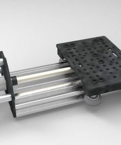 Placa tornillo trapezoidal Acme NEMA17 NEMA23 / Threaded Rod Plate