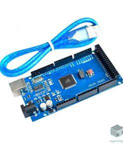 Arduino Mega 2560 con cable USB