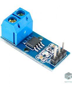 Módulo Sensor De Corriente 30A, Arduino, Pic