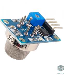 Mq135 Sensor Calidad De Aire Gas Humo Arduino,NATYTEC CDMX.