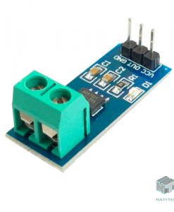 Modulo Sensor De Corriente 5A, Arduino, Pic,NATYTEC