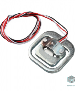 Sensor De Peso O Fuerza De 50kg,NATYTEC.
