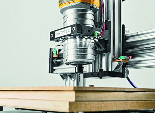 CNC Router Natytec Openbuilds