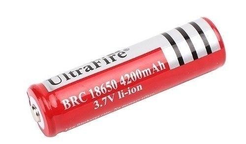 Batería Pila Recargable 18650