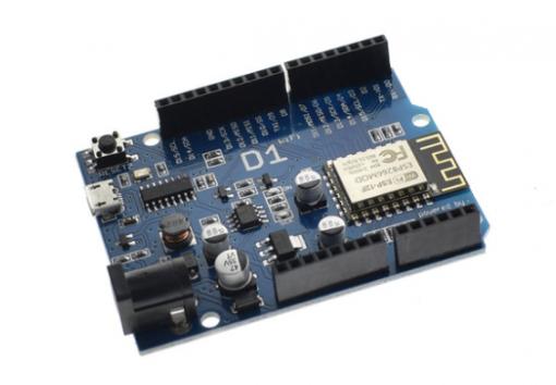 Wemos D1 WiFi Basado en ESP8266 ESP-12F Arduino compatible
